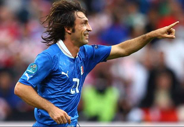Pirlo: My penalty unsettled England