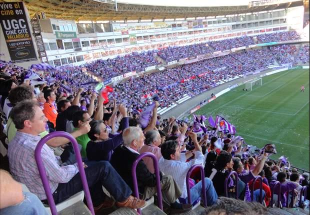 Valladolid - Valencia: Sigue el partido del José Zorrilla en directo
