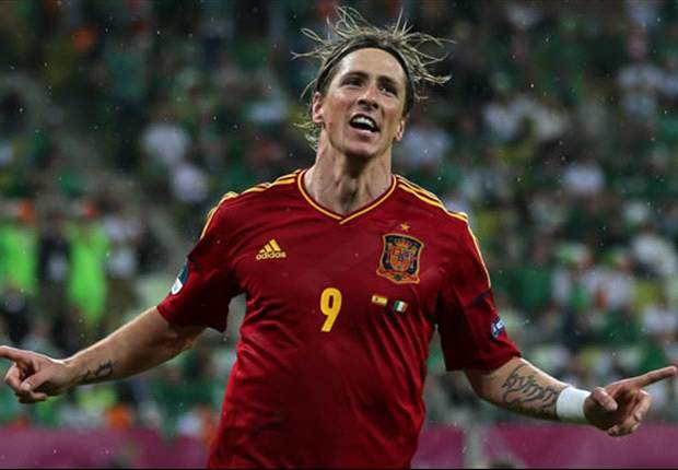 Spain's lucky charm: When Torres scores, La Roja never lose