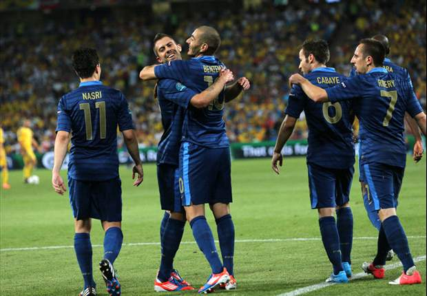 Benzema & Menez push France forward as Generation '87 comes of age