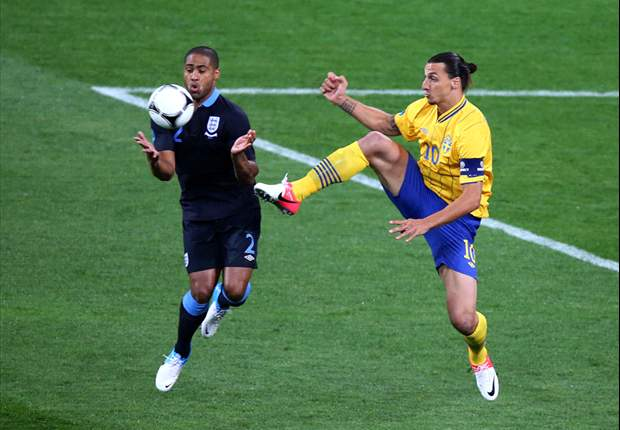 Majestic Ibrahimovic leaves Euros with his head held high