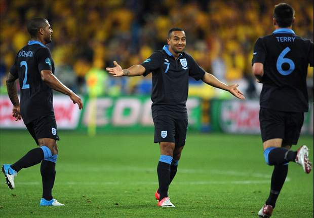 England have shown their firepower & Rooney's still to come, warns Walcott