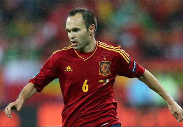 'Ronaldo is a great player, but Portugal are not a one-man team' - Iniesta