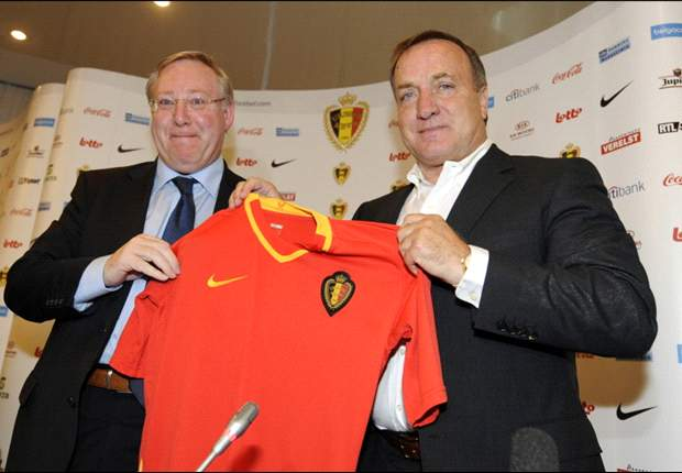 Advocaat claimt opmars Rode Duivels