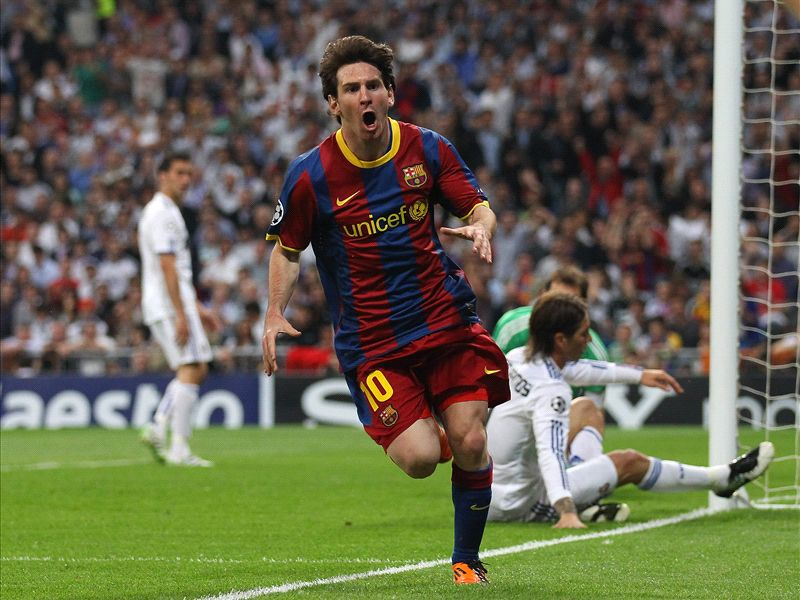 Barcelona 4-1 Real Madrid: How the Catalans have dominated Europe in the Messi era