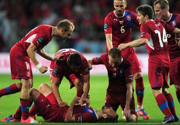 Petr Jiracek schießt Tschechien gegen Polen ins Viertelfinale