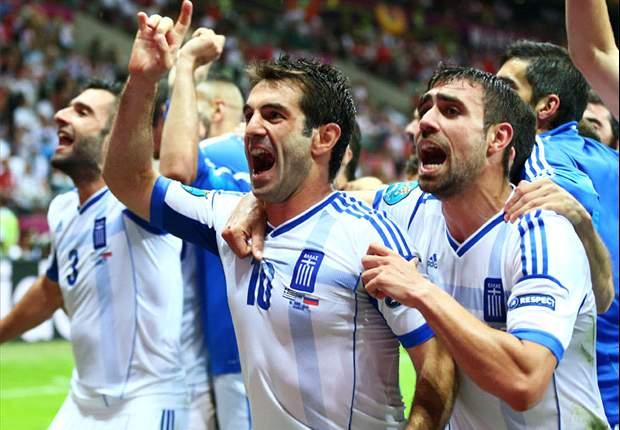 Yunani Terinspirasi Keberhasilan Euro 2004