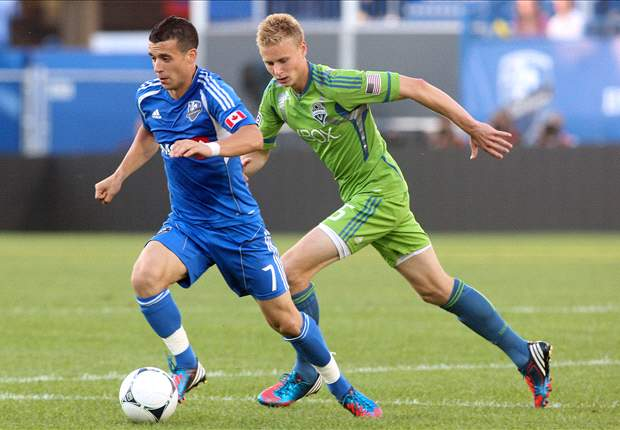Montreal Impact 4-1 Seattle Sounders FC: Impact open Saputo Stadium with a resounding win