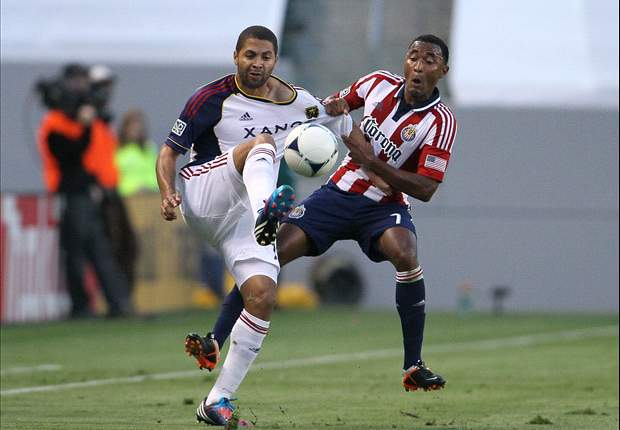 Chivas USA 0-3 Real Salt Lake: Espindola double horns Goats