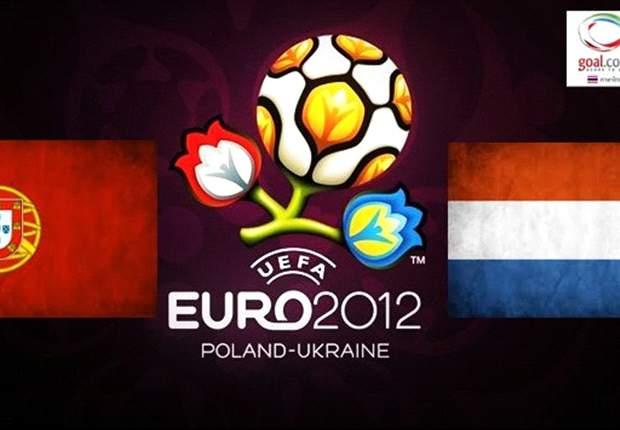 ¡Sigue en directo el Portugal-Holanda de la Euro 2012!