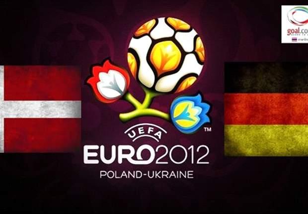 ¡Sigue en directo el Dinamarca-Alemania de la Euro 2012!