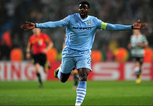 Kolo Toure happy at Manchester City despite Galatasaray talks, insists advisor
