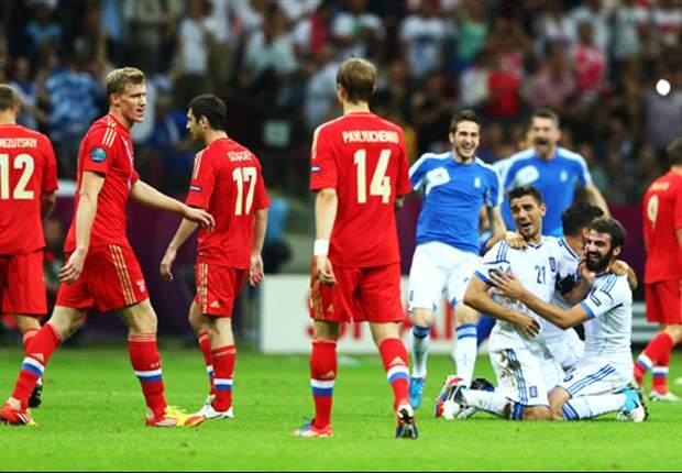 """In casa Grecia, dopo l'insperata qualificazione ai quarti di Euro2012, Katsouranis sogna in grande: """"Passeremo il turno vincendo ai calci di rigore"""""""