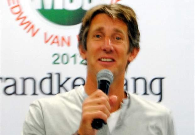 Edwin Van Der Sar Senang Kembali Ke Indonesia