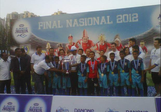 Tim Danone Nations Cup Indonesia Berangkat Ke Warsawa