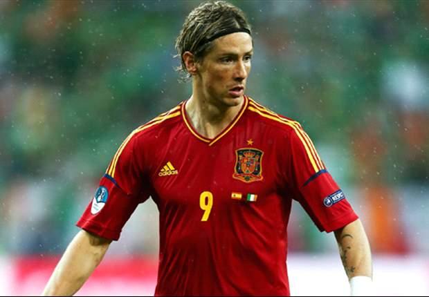 Fernando Torres wins Euro 2012 Golden Boot