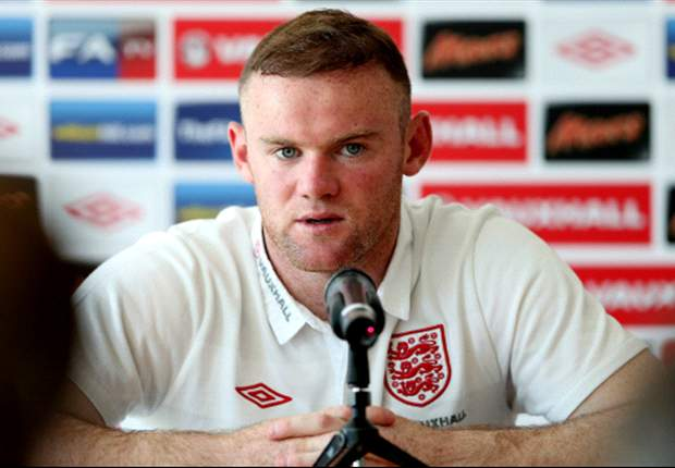 Rooney 'itching' to face Ukraine, says England captain Gerrard