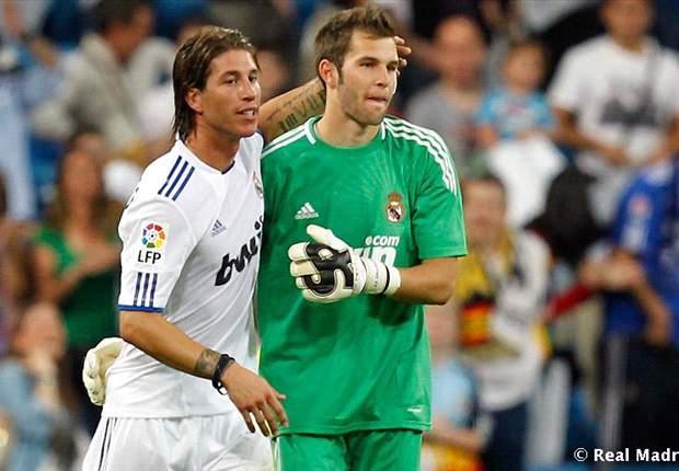 Jesús Fernández engrosa el parte médico del Real Madrid
