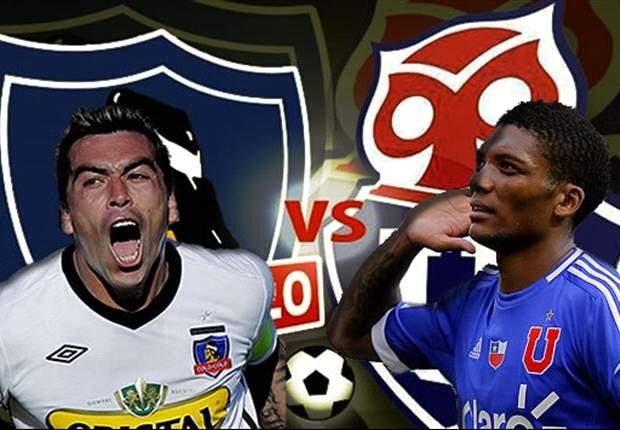 Clásico entre Colo Colo y Universidad de Chile cambia de horario