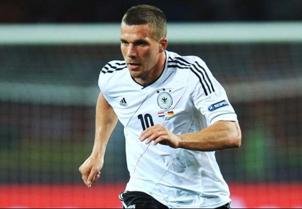 Podolski eager to end Germany's Italy torment