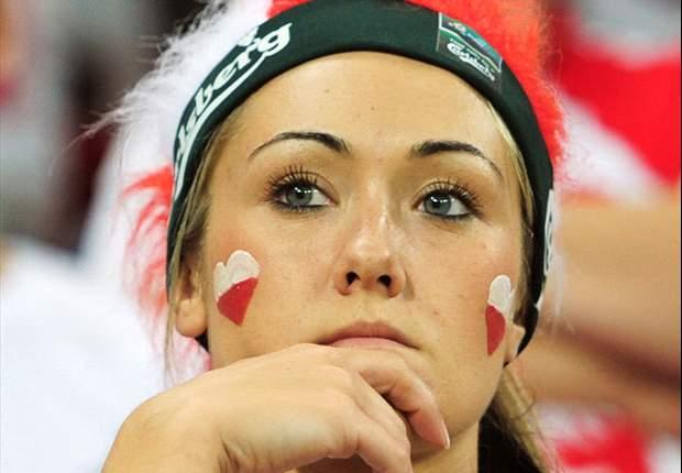Holanda, Suecia, Croacia... Las bellezas que han dicho adiós a la Eurocopa 2012
