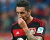 Robert Hilbert klagte beim Spiel gegen Darmstadt 98 über Kniebeschwerden, ist aber wohl wieder fit