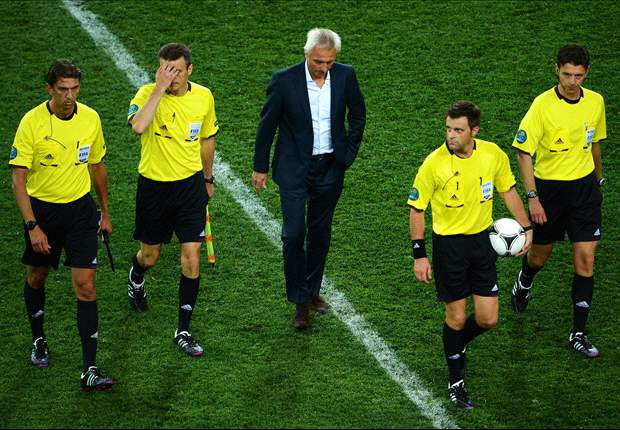 'We only have ourselves to blame' - Van Marwijk