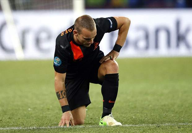 Sneijder: I would be happy to captain Netherlands