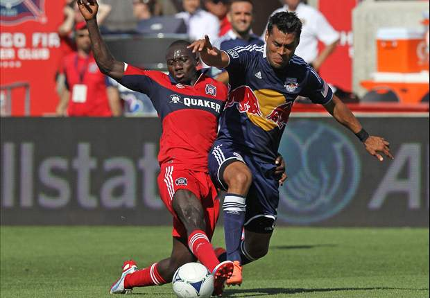 MLS Preview: New York Red Bulls - Chicago Fire