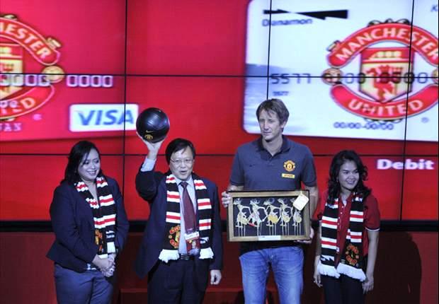 Pengumuman Pemenang Red Match Danamon Dimeriahkan Edwin Van Der Sar