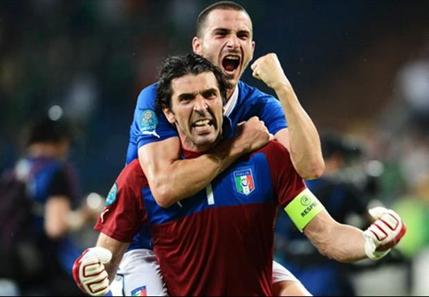 Euro 2012, ITA - Buffon était serein