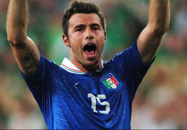 Barzagli hails Italy's 'collective' ahead of Euro 2012 final