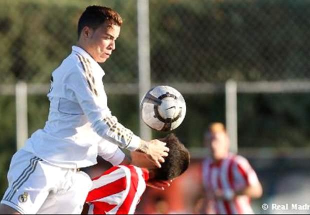 El Real Madrid se proclamó campeón de la Copa de juveniles