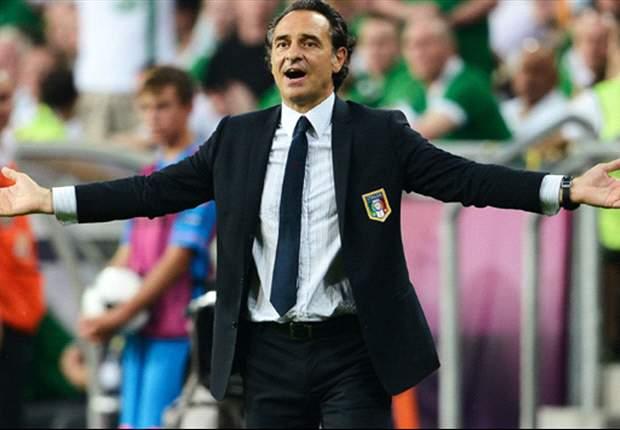 Cesare Prandelli: Jerman Bisa Dikalahkan