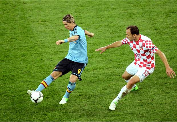 Bilic: Strikerless Spain is vulnerable at Euro 2012