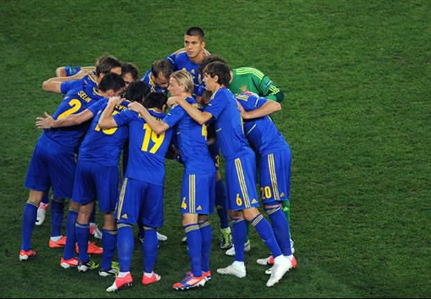 Tymoshchuk: Ukraine didn't deserve to lose to England