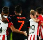 PSV wacht cruciaal duel in Manchester