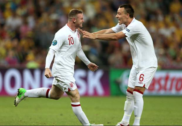 England 1-0 Ukraine: Rooney header seals controversial top spot