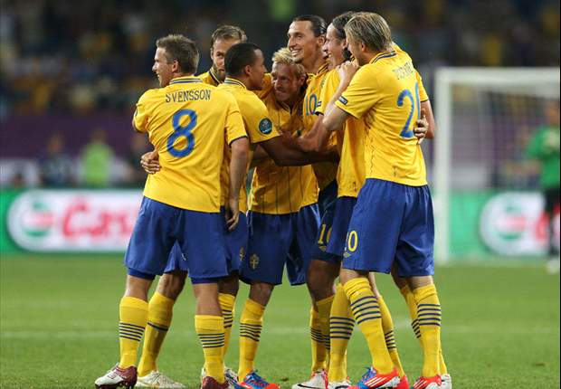 Germany 4-4 Sweden: Low's men stunned as Elm completes incredible comeback from four goals down