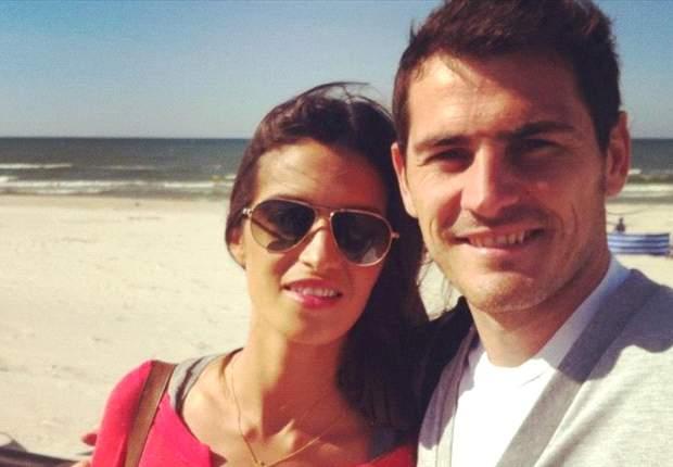 Las mini vacaciones de Casillas y Carbonero en Tenerife