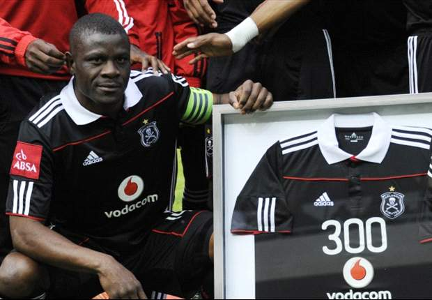 Lekgwathi: McCarthy will score goals for Pirates once he's back