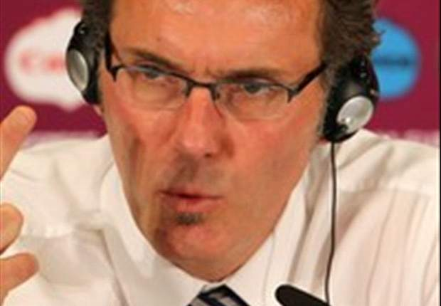 Laurent Blanc evasive on France future