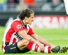 Guardado faces fitness race