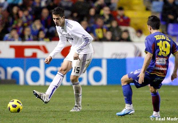 David Mateos: El Zaragoza vendrá a dejarlo todo en el Santiago Bernabéu
