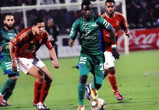 Egypt's Al Ahly sign Ivorian Oussou Konan Anicet