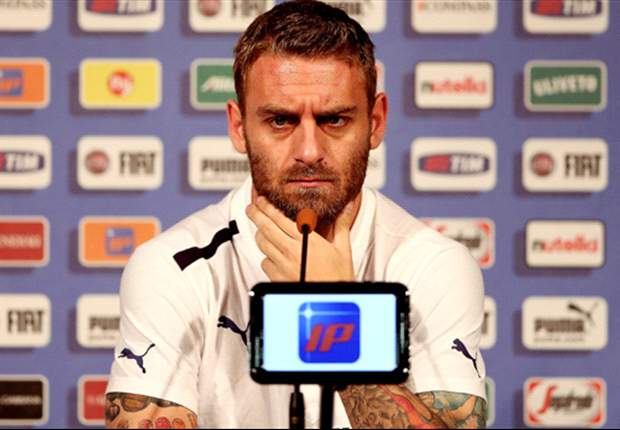 De Rossi: 'I have received offers from English football & feel attraction for it'