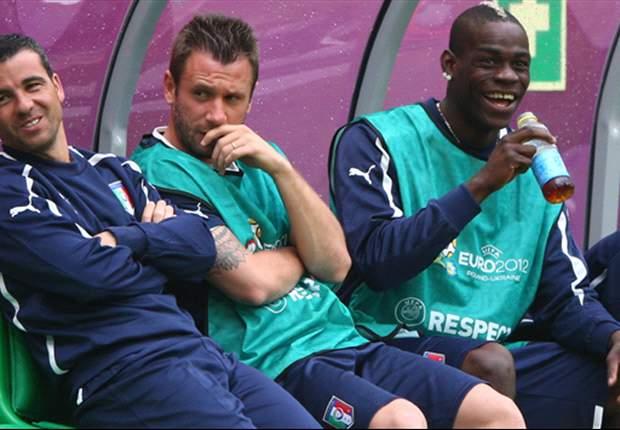 Euro 2012 Odds: England vs. Italy