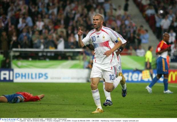 "Euro 2012, EdF - Zidane :""L'Espagne va se qualifier"""