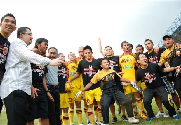 Besok, Sriwijaya FC Bahas Persiapan Tim