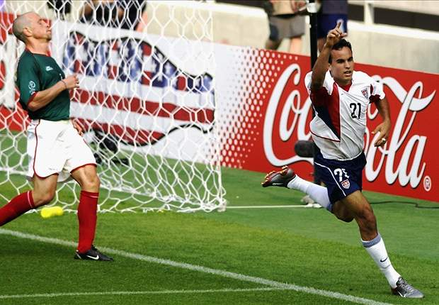 Eric Gomez: 2002 World Cup loss to USA still stings Mexico